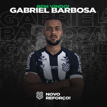 FECHADO: Em transação com o claro intuito de dar rodagem a um nome promissor das categorias de base do Palmeiras, o atacante Gabriel Barbosa foi contratado por empréstimo pelo Figueirense. O acordo entre as partes tem validade até o final da Série B.