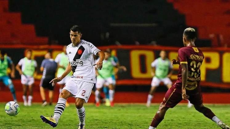 FECHADO - Ex-zagueiro do Vasco, Jadson Cristiano acertou com o Shandong Taishan, da China, nesta terça-feira (27). O defensor, que ainda pertence ao Portimonense (POR), assinou por empréstimo até o final da temporada.