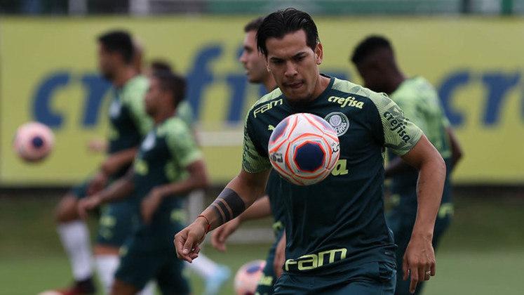 FECHADO - Gustavo Gómez renovou seu contrato com o Palmeiras até junho de 2024 e foi devidamente regularizado no clube, portanto, está apto para ajudar a equipe já nesta quarta-feira, contra o Santo André, na partida única das quartas de final do Campeonato Paulista.