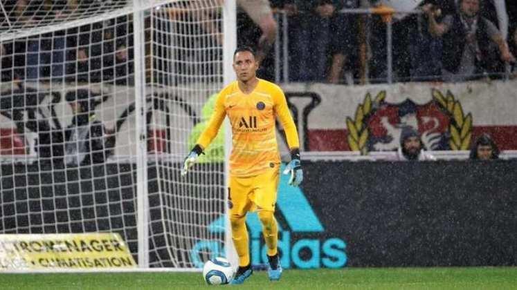 FECHADO - Keylor Navas é do Paris Saint-Germain até 2024. O clube francês anunciou oficialmente a renovação de contrato com o goleiro de 34 anos, que soma 72 partidas pela equipe. Ele conquistou 1 Campeonato Francês (2020), 1 Copa da França (2020), 1 Copa da Liga Francesa (2020) e 1 Supercopa da França (2020).