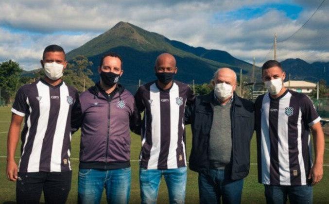 FECHADO - Na mesma semana em que o técnico Jorginho mencionou em entrevista coletiva que via o elenco do Figueirense