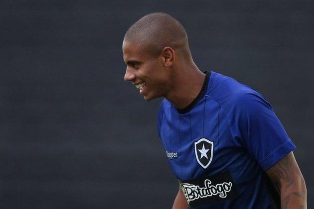FECHADO: Não é nenhuma negociação, mas, sim, um retorno. Como não cumpriu as metas estabelecidas, Rickson estará de volta ao Botafogo na próxima sexta-feira após empréstimo ao América-MG.