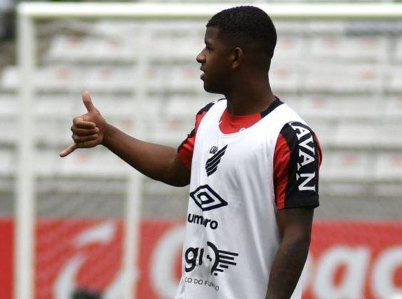 FECHADO - Nessa semana, o Athletico prolongou o vínculo do meia-atacante Jaderson até 2024 segundo informação publicada inicialmente pelo portal UmDois Esportes.