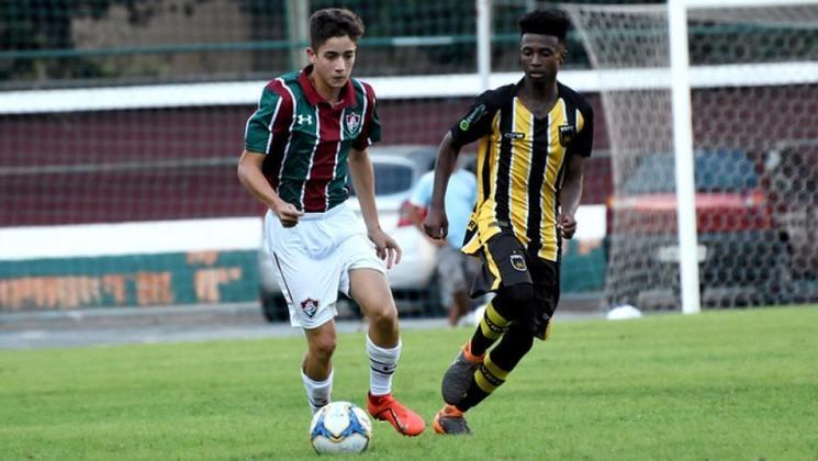FECHADO - Nesta quinta-feira, o Fluminense renovou o contrato de mais um jogador da chamada