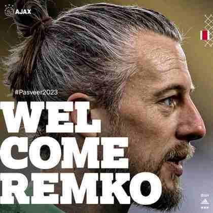 FECHADO - O Ajax fechou a contratação do goleiro Remko Pasveer, que atualmente está no Vitesse e fica livre no mercado após esta temporada. O arqueiro acertou um contrato de dois anos com o gigante holandês