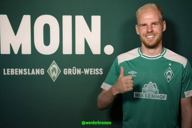 FECHADO - O Ajax fechou a contratação do meia Davy Klaassen, que estava no Werder Bremen, por 14 milhões de euros.