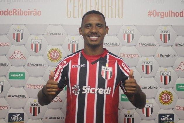 FECHADO – O atacante Diego Cardoso, revelado no Santos FC, rescindiu o seu contrato com o Botafogo-SP. O destino do atleta é o Botev Plovdiv, da Bulgária.