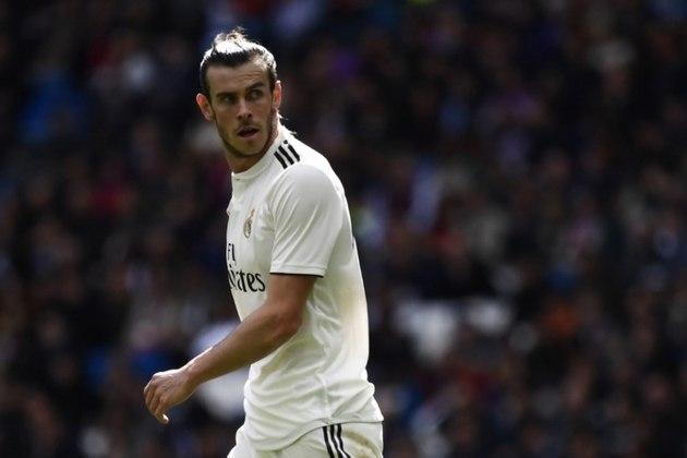 """FECHADO - O atacante Gareth Bale diz não se arrepender de ter saído do Real Madrid para o Tottenham, em entrevista à """"Sky Sports"""". O galês voltou ao Tottenham, clube em que surgiu para o futebol"""