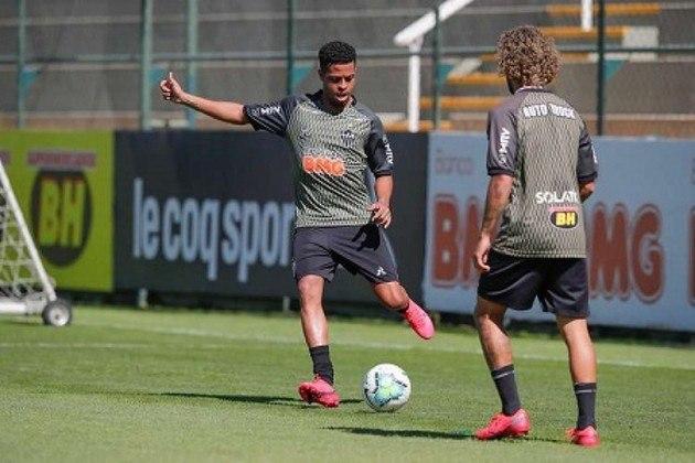 FECHADO - O atacante Keno, do Atlético-MG, teve o seu contrato registrado na CBF, publicado no BID, liberando o jogador de 30 anos para entrar em campo pelo time mineiro.