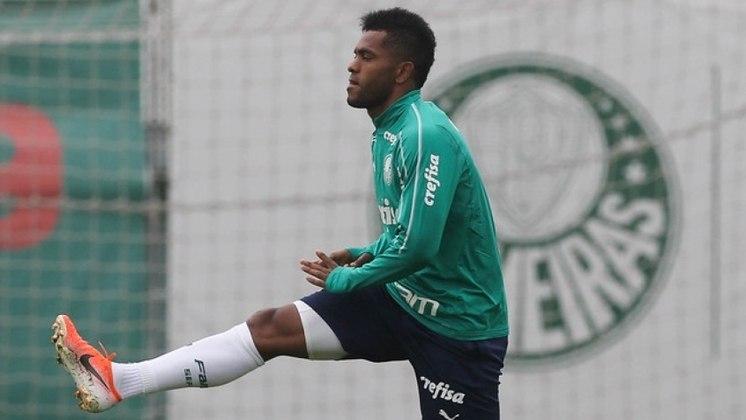 FECHADO - O atacante Miguel Borja está oficialmente de volta ao Palmeiras. O Verdão fez o anúncio com um vídeo nas redes sociais, mostrando o atleta na Academia de Futebol vestindo o uniforme de treino do clube.