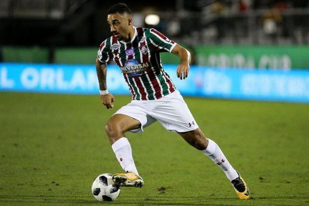 FECHADO - O atacante Robinho, que estava no Fluminense, foi anunciado pelo Bashundhara Kings, de Bangladesh, por uma temporada.