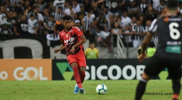 FECHADO - O Athletico foi condenado a pagar R$ 7 milhões ao Santos pela contratação do zagueiro em 2018.  O zagueiro recentemente transferiu-se ao Nice (FRA), que investiu 8 milhões de euros (R$ 48 mi) para contratar o jogador.