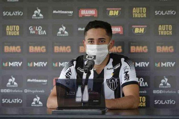 FECHADO - O Atlético-MG anunciou nesta sexta-feira, 2 de outubro, que vai emprestar o volante Léo Sena para o Spezia Calcio, da primeira divisão italiana. O jogador já havia sido liberado para viajar e se juntar ao time italiano.