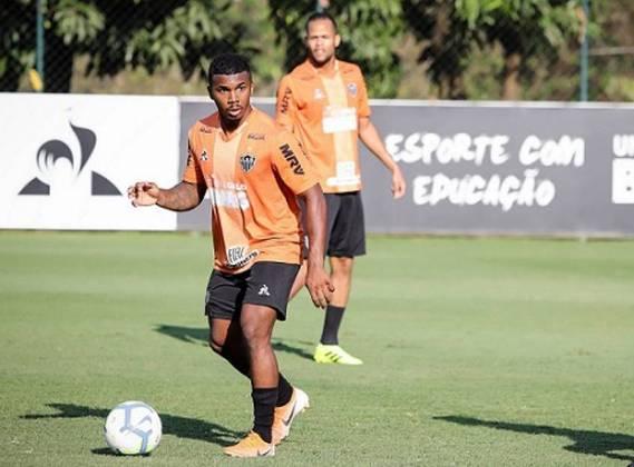 FECHADO - O Atlético-MG confirmou o empréstimo do meia Marquinhos para o Áustria Viena. O jogador, de 21 anos, ficará no clube até o fim da temporada europeia, em junho.