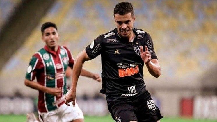 FECHADO - O Atlético-MG rescindiu o contrato do atacante argentino Franco Di Santo, de 31 anos. Jogador teve baixo aproveitamento em campo, marcando sete gols em 33 jogos com a camisa alvinegra e acabou afastado por Jorge Sampaoli.