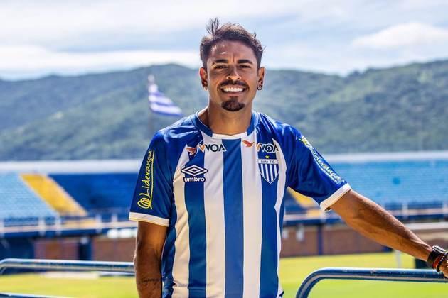 FECHADO - O Avaí anunciou a contratação do atacante Júnior Dutra para 2021. O jogador já atuou e se destacou pelo clube catarinense em 2017.