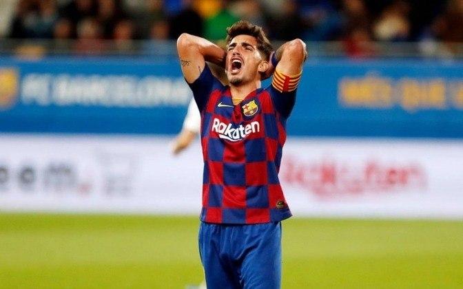 FECHADO: O Barcelona e o Girona, também da Espanha, chegaram a um acordo pelo empréstimo do jovem Ramón Rodríguez Jiménez, conhecido como Monchu, por uma temporada. O jogador de 21 anos disputará a segundo divisão espanhola pela equipe que também é da Catalunha.