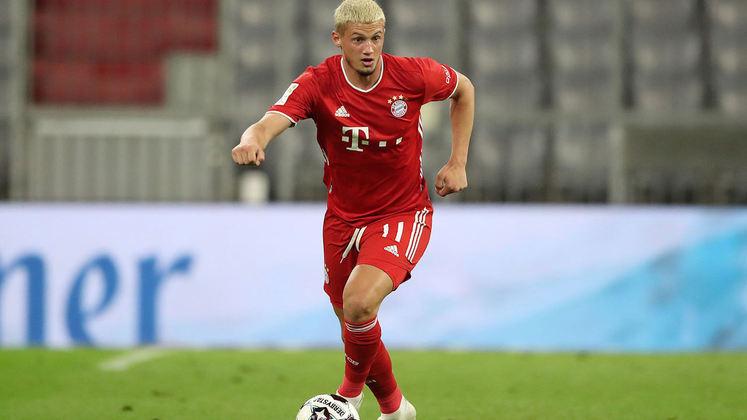FECHADO - O Bayern emprestou por uma temporada para o Olympique de Marseille o jovem atacante Mickael Cuisance, que estava sem espaço no elenco bávaro.