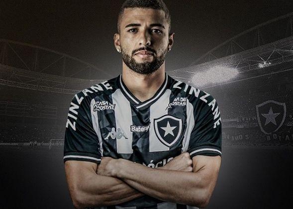 FECHADO – O Botafogo anunciou na tarde sexta-feira a contratação de Gustavo Cascardo, lateral-direito de 23 anos que chega sem custos. Ele assinou contrato até dezembro de 2021.