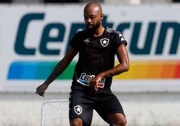 FECHADO - O Botafogo anunciou, por meio das redes sociais, a contratação de Chay. O atacante de 30 anos estava na Portuguesa-RJ e chega por empréstimo até o fim do ano. O jogador foi um dos destaques da Lusa no último Cariocão. Pela equipe, que foi semifinalista da competição, ele marcou cinco gols.