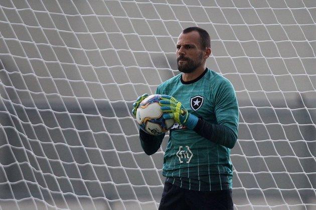 FECHADO - O Botafogo anunciou, por meio de comunicado via assessoria de imprensa, as saídas de Diego Cavalieri e Alexander Lecaros, jogadores que não atuaram nenhuma vez pelo Alvinegro na temporada 2021.
