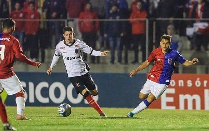 FECHADO - O Botafogo-PB confirmou a contratação do atacante Cristian Dal Bello, que defendia o Brasil de Pelotas Este é o segundo reforço para o setor ofensivo na Série C.