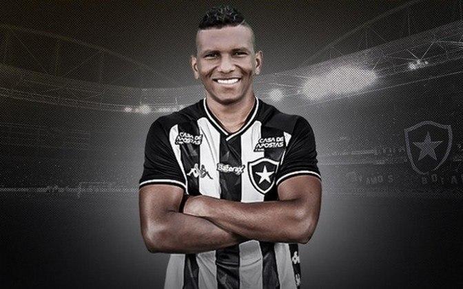FECHADO: O Botafogo tem um reforço confirmado. Após a saída de Alex Santana, o clube de General Severiano foi ao mercado internacional e confirmou, nesta quinta-feira, a contratação do colombiano Carlos Rentería, de 25 anos.