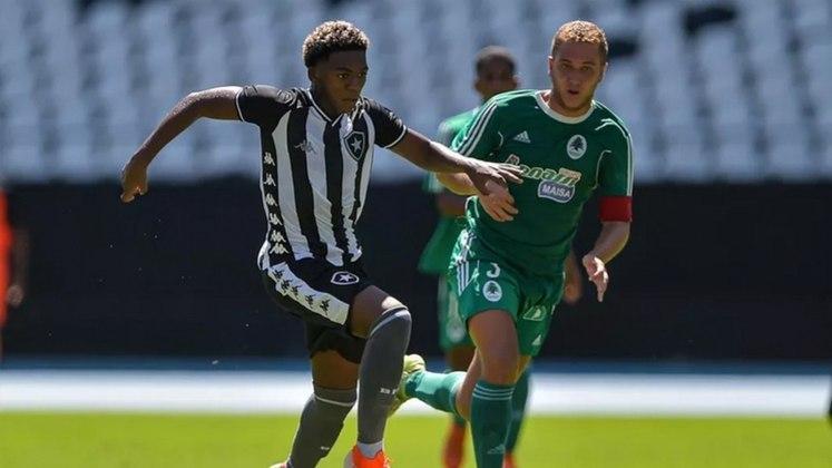 FECHADO - O Botafogo tenta