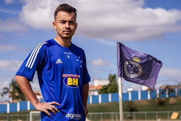 FECHADO - O Cruzeiro acertou, na manhã desta quarta-feira, a contratação por empréstimo do jovem atacante Guilherme, revelado pelas divisões de base do Ituano. Ele assinou contrato até o final de 2021.
