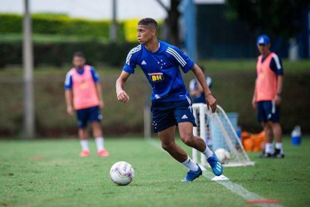 FECHADO - O Cruzeiro vai emprestar o lateral-esquerdo Rafael Santos para a Ponte Preta até o fim da temporada 2021. O jogador, revelado na base celeste, seguirá em terras paulistas, pois jogou o Paulistão pela Inter de Limeira.