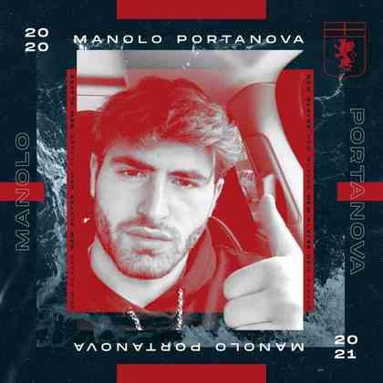 FECHADO - O Genoa contratou o meia da Juventus de 20 anos, Manolo Portanova por 10 milhões de euros
