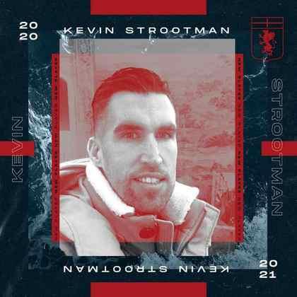 FECHADO - O Genoa fechou a contratação por empréstimo do meia Kevin Strootman, que estava defendendo o Olympique de Marseille.