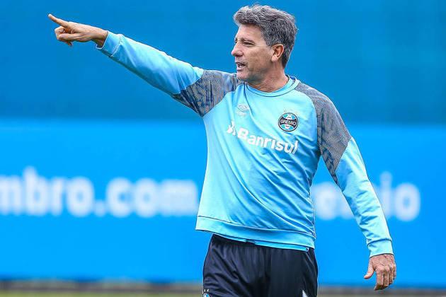 FECHADO - O Grêmio confirmou nesta segunda-feira a prorrogação do vínculo do técnico Renato Portaluppi até o fim da temporada, em fevereiro de 2021.