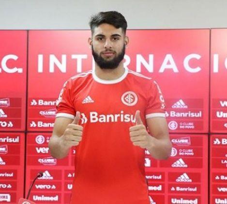 FECHADO – O Internacional apresentou Yuri Alberto na última segunda-feira, contratado junto ao Santos até 30 de junho de 2025.