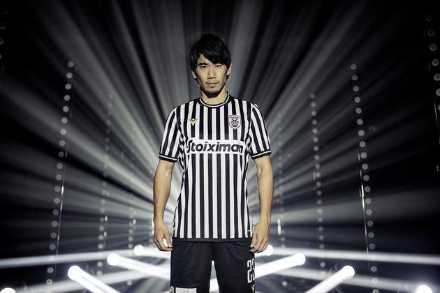 FECHADO - O japonês Shinji Kagawa, que estava sem clube, assinou com o PAOK da Grécia até junho de 2022