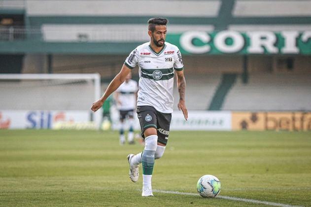 FECHADO - O lateral-direito Jonathan, atualmente no Coritiba, tem um acordo encaminhado para defender o Botafogo em 2021. O contrato ainda não foi assinado, mas as partes já têm as principais minutas do contrato acertadas. O vínculo será válido por um ano, até o fim da Série B, mas pode ser renovado por mais uma temporada, com uma cláusula.