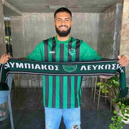 FECHADO - O meia-atacante Gustavo Costa é o novo reforço do Olympiakos Nicosia para a temporada 2020/21. Genro do pentacampeão Rivaldo, o jogador brasileiro foi revelado nas categorias de base do Mogi Mirim e desde 2016 atuava no futebol português.