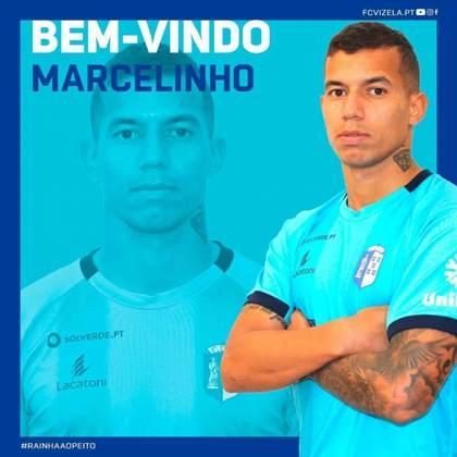 FECHADO - O meia-atacante Marcelinho, que pertence ao Marítimo, assinou com o Vizela para o restante da época em Portugal. Feliz com o novo desafio, o jogador, com passagem pelo Londrina, falou sobre a sua perspectiva para os próximos meses.