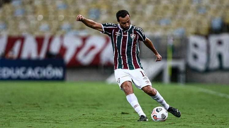 FECHADO - O meia Nenê não é mais jogador do Fluminense. Na tarde de terça-feira, o Tricolor das Laranjeiras confirmou a rescisão contratual do meia. O LANCE! apurou que o jogador está apalavrado com o Vasco. Ele deverá voltar ao clube que defendeu entre 2015 e 2018.