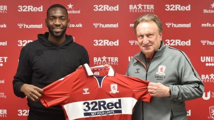 FECHADO - O Middlesbrough acertou a contratação por empréstimo até o final da atual temporada do atacante Yannick Bolasie, que estava sem espaço no Everton.