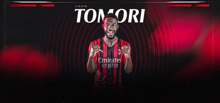 FECHADO - O Milan exerceu a opção de compra de Tomori e fica em definitivo com ex-jogador do Chelsea até a metade de 2025.