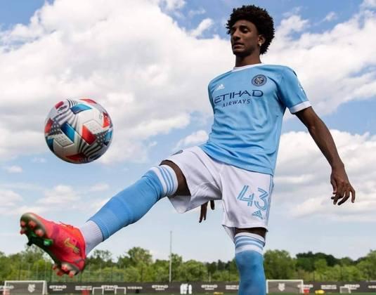 FECHADO - O New York City anunciou a contratação do atacante Talles Magno, ex-Vasco da Gama, até 2026. Com isso, o jovem brasileiro terá sua primeira experiência no futebol internacional na Major League Soccer e na equipe que pertence ao Manchester City.