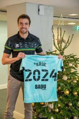 FECHADO - O Norwich City renovou o contrato do goleiro Tim Krul até junho de 2024