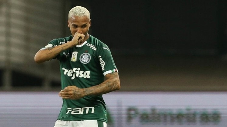 FECHADO – O Palmeiras acertou novo empréstimo do atacante Deyverson ao Alavés, da Espanha, pelo período de um ano, conforme apurou a ESPN e confirmou o LANCE!.