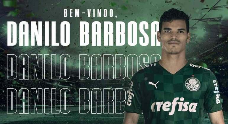 Recém chegado ao Palmeiras, Danilo já atuou com Abel Ferreira no Braga