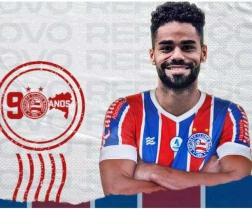 FECHADO - O prazo para inscrever novos atletas no Brasileirão encerra nesta sexta-feira e o Bahia sacramentou a chegada do atacante Raí. Antes de chegar ao Esquadrão de Aço, o novo reforço da equipe defendeu as cores do Deportivo La Coruña, mas teve apenas sete jogos dentro do time espanhol.