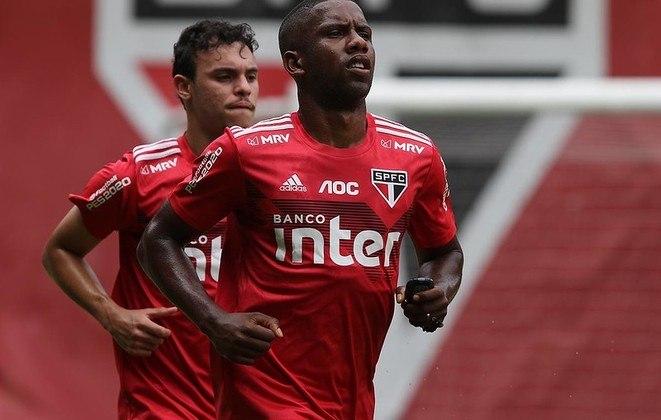 FECHADO - O São Paulo acertou o empréstimo do atacante Jonas Toró ao Sport até o final da temporada. A informação, noticiada primeiramente pelo 'GE', foi confirmada pelo LANCE!. Cria da base são-paulina, o jovem de 21 anos tem contrato com o Tricolor até dezembro de 2022.