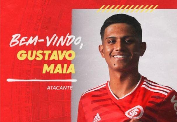 FECHADO - O sistema ofensivo do Internacional ganhou mais uma peça. Trata-se do atacante Gustavo Maia, jovem revelado pelo São Paulo e que estava no Barcelona B, chegando emprestado ao Inter com contrato válido até o fim de 2022
