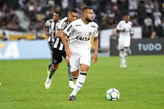 FECHADO - O tão procurado primeiro volante foi achado. O Botafogo fechou a contratação de José Welison junto ao Atlético-MG. O atleta de 25 anos chega por empréstimo até o fim do Campeonato Carioca de 2021.