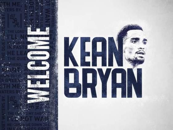 FECHADO - O West Bromwich assinou com o zagueiro Kean Bryan um vínculo de duas temporadas.
